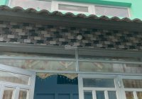 Bán nhà Tân Thạnh Đông, Ấp 6, Củ Chi, diện tích 4x7m (1 trệt 1 lửng), giá 520tr