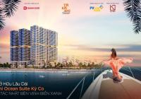 Chỉ cần thanh toán 299Triệu với 0% lãi suất sở hữu ngay căn hộ view biển KDL Kỳ Co Eo Gió, Quy Nhơn