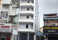 Chính chủ cho thuê nhà 2 mặt tiền 235-237 Phan Đình Phùng, P15, Q. Phú Nhuận, hầm 6 lầu, 0938140491