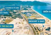 Bán nền D2 (160m2) view hồ lớn , Golden Bay Cam Ranh, giá 25,x- Lh Đạt 0905090955