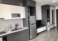 Vinhomes D' capitale Căn hộ hoa hậu 38m2 Studio đầy đủ nội thất cho thuê giá cực rẻ mùa covid.