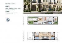 Nhà phố 5x19,5m, giá 5,3 tỷ toàn giá, lịch thanh toán 1% cửa Đông Bắc, Gọi ngay: 0981.331.145
