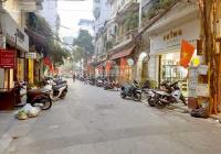 Cực hiếm, mặt phố Trương Hãn Siêu, Hoàn Kiếm, vị trí đẹp, ít nhà bán, 145m2, thích hợp xây tòa VP