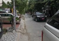 Bán đất mặt đường Nguyễn Tất Tố, Kênh Dương, Quán Nam