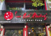Sang nhượng cửa hàng đẹp nhất Dương Khuê 55m2, 3 tầng, mặt tiền 7m Cầu Giấy