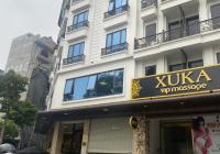 Chính chủ bán nhà mặt phố Nguyễn Văn Huyên- CG-7 tầng- mt:6m- 192m2- Giá: 66.5 tỷ- Ngân hàng thuê