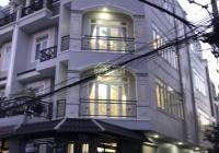 Nhà 2 mặt tiền 4 lầu đường liên khu kinh doanh đỉnh Bình Trị Đông Q Bình Tân, DT 60m2 chỉ 6,4 tỷ