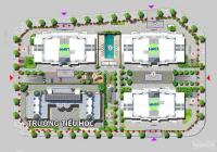 Chỉ 2.5 tỷ sở hữu căn hộ 2PN cao cấp mặt đường Phạm Văn Đồng, cạnh trường Đoàn Thị Điểm