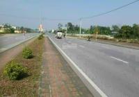 Bán nhanh lô đất trục chính đường Lê Hồng Phong TP Sông Công. Mặt đường 42m
