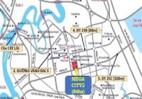 Đất ngộp Mega City 2 giá rẻ ngay TTHC Nhơn Trạch mặt đường 25C, LH: 0979.252,390