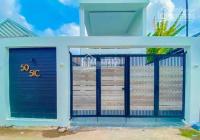 Bán gấp nhà ngay trung tâm lộ ô tô - hẻm 50 Trần Hoàng Na, có hồ bơi mini tại nhà