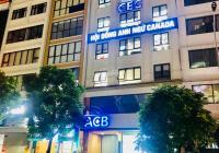 Bán nhà mặt phố Trần Quốc Hoàn, Cầu Giấy: 52m2 5 tầng - 1 mặt phố 1 mặt ngõ - vỉa hè to - 20.5 tỷ