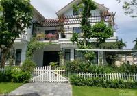 Chính chủ bán biệt thự Xanh Villas mặt Suối Vua Bà, DT 336m2 x 2 tầng thô, giá 15.5 tỷ