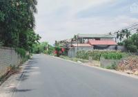 Đất nền mặt mặt đường thích hợp phân lô đầu tư tại Nhuận Trạch, Lương Sơn giá sốc