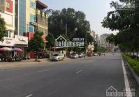Cho thuê nhà tại phố Dương Quảng Hàm; diện tích: 100m2; lô góc 30m, giá thuê: 35tr/th