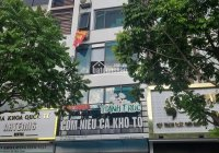 Cho thuê nhà tại phố Thái Thịnh; diện tích: 85m2x2T; mặt tiền 5m; giá 30tr/th