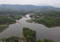 Siêu phẩm bám hồ tại TP. Sông Công, Thái Nguyên, DT 1,1 ha phù hợp nghỉ dưỡng