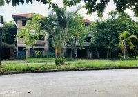 Chính chủ gửi bán biệt thự 363m2 mặt tiền lớn tại đường Hoa Bằng Lăng, KĐT Quang Minh