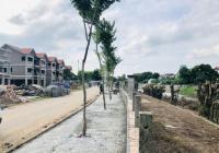 Bán nhanh biệt thự xây thô 362m2 view sông Cà Lồ - KĐT Quang Minh. LH 0989 734 734