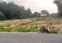 Cần bán 2 lô đất liền kề mặt tiền ĐX 027, phường Phú Mỹ, TP. Thủ Dầu Một, Bình Dương