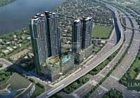 Cần bán căn hộ Lumière Riverside tòa West 2PN tầng cao view hồ bơi tuyệt đẹp, LH 097 546 7676