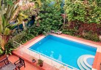 Cho thuê nhà đẹp 5 phòng ngủ, có bể bơi, sân vườn, 220m2, 58 triệu/tháng Tô Ngọc Vân - Tây Hồ