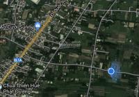 Bán đất mặt tiền lộ nhựa xã Tân Hương, Châu Thành, Tiền Giang
