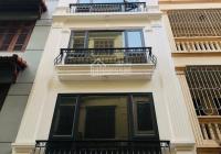 Bán nhà mặt phố Nghĩa Tân, Q. Cầu Giấy, 45m2 x 4T, MT 4,2m, kinh doanh đỉnh, mới đẹp