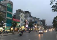 Bán gấp nhà mặt phố Trần Duy Hưng, DT: 55m2 x 7 tầng, cho thuê 600 triệu/năm, giá 27 tỷ