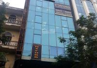 Building 8 tầng có hầm mới toanh mặt phố Dịch Vọng. Mặt tiền lớn, vỉa hè rộng