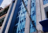 Siêu đẳng cấp ô tô tránh KD văn phòng, spa, thang máy, Lạc Long Quân, Tây Hồ, 110m2 6T MT 6m 30 tỷ