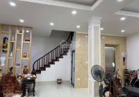 Hạ chào 1 tỷ cho căn nhà Quan Nhân ngõ ô tô tránh. 6 tầng thang máy, MT 6,1m