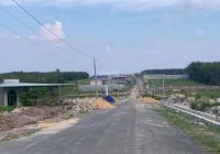 ĐẤT MẶT TIỀN ĐƯỜNG NHỰA, ĐỐI DIỆN KCN NHA BÍCH, 1000m2  GIÁ CHỈ 700Tr, SHR BAO SANG TÊN ĐẤT Bao Đẹp