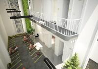 Bán toà chung cư mini Cầu Giấy, 130m2, 7 tầng thang máy, 31 phòng khép kín