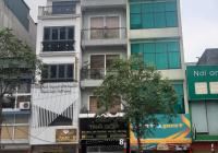Nhà phố Trần Đại Nghĩa, lô góc 2 mặt tiền, gara ôtô, kinh doanh tốt: 48m2, 5 tầng, 7 tỷ. 0988633536