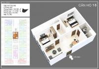 Bán căn hộ tại chung cư IEC Tứ Hiệp, giá 1,18 tỷ, đầy đủ nội thất, liên hệ: 0971263175