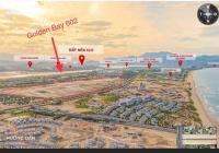 Độc quyền 15 suất đất nền khách sạn mặt tiền đường Nguyễn Tất Thành, vị trí đẹp nhất Golden Bay 2