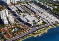 Louis City Hoàng Mai biệt thự Pháp lộng lẫy bề hồ lớn thứ 2 Hà Nội, cách phố cổ 4km chỉ từ 135tr/m2