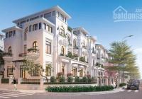 Biệt thự Louis City Hoàng Mai mặt tiền 12m, hầm riêng, cạnh hồ Yên Sở giá tốt nhất thị trường