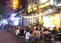 Mặt bằng kinh doanh trà chanh Vũ Phạm Hàm cực đẹp, doanh thu trung bình 3 - 5 triệu