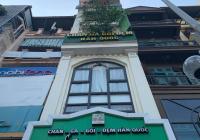 Chính chủ bán nhà mặt phố Trần Duy Hưng, 50m2 x 7 tầng thang máy, mặt tiền 4m. Vỉa hè kinh doanh.