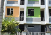 Bán nhà phố 2 mặt tiền, sổ hồng riêng, TP Thủ Đức, thanh toán 30% nhận nhà ngay
