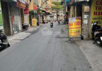 Bán nhà mặt phố Mễ Trì Thượng, ô tô tránh, KD, DT: 50m2 x 3T. Giá: 9.5 tỷ, LH: 0962079699