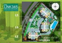 Chung cư The Link345 Ciputra bán căn 2PN 3,2tỷ/85m2 full nt gắn tường, cạnh sân golf, gần sông Hồng