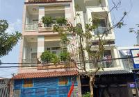 Giá Covid, bán gấp căn nhà mặt tiền đường Số 1, dt 5 x 20m, vuông vức, 3 lầu. Giá chỉ 10,2 tỷ tl