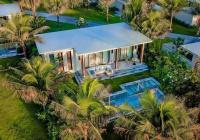 Biệt thự mặt tiền biển, 4PN tại Maia Resort Quy Nhơn CĐT Vincaptial, TT 50% trong 3 năm, 093612215