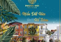 Chính thức nhận booking khu đô thị biển Phước Hội Hồ Tràm, LH: 0931804353