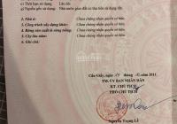 Bán đất sổ đỏ chính chủ tại số 45 ngõ 92 đường Nguyễn Khánh Toàn, phường Quan Hoa, Quận Cầu Giấy