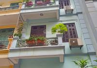 Cho thuê nhà nguyên căn, ngõ phố Quan Hoa, Cầu Giấy, HN. DT 40m2 x 4 tầng, giá 8 triệu/tháng