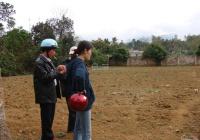 Dịch bệnh chính chủ cần bán nhanh lô đất 1356m2 có 400m2 thổ cư tại Nhuận Trạch chỉ 2,6 tr/m2